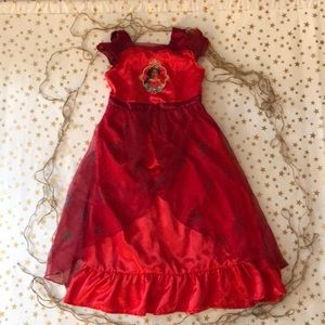 Elena of Avalor dress up nightgown